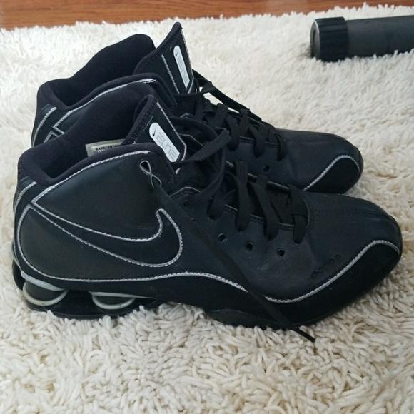 ec2ed0c4687e Nike Flight Elite Shox Basketball Size 9.5. M 5a9c644d3316271a757201fe